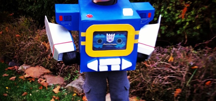Cardboard Costumes