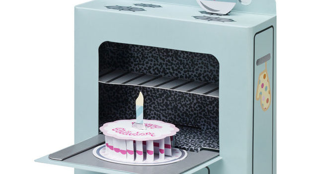 MoMA Birthday Oven Card